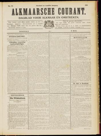 Alkmaarsche Courant 1910-05-17
