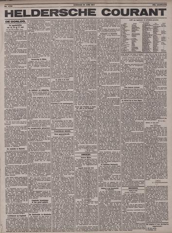 Heldersche Courant 1917-06-19