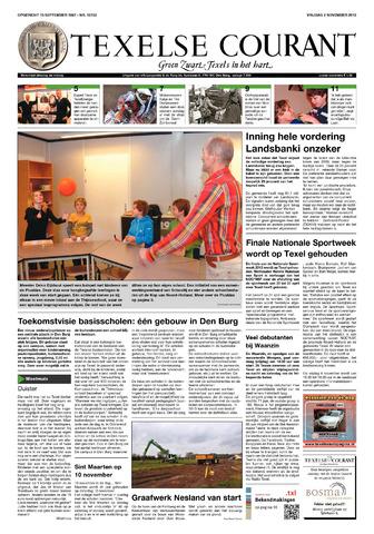 Texelsche Courant 2012-11-02