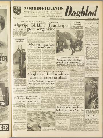 Noordhollands Dagblad : dagblad voor Alkmaar en omgeving 1959-01-16