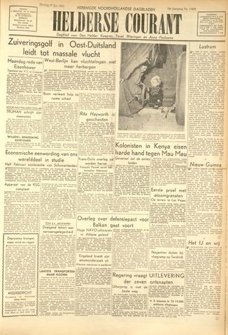 Heldersche Courant 1953-01-27