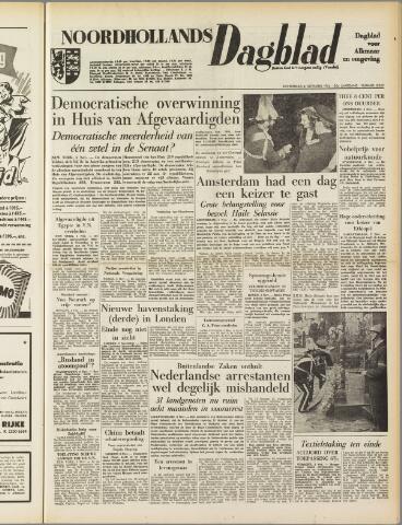 Noordhollands Dagblad : dagblad voor Alkmaar en omgeving 1954-11-04