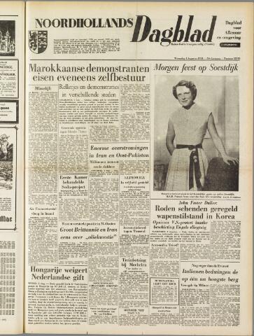Noordhollands Dagblad : dagblad voor Alkmaar en omgeving 1954-08-04