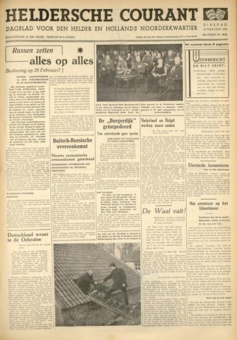 Heldersche Courant 1940-02-13
