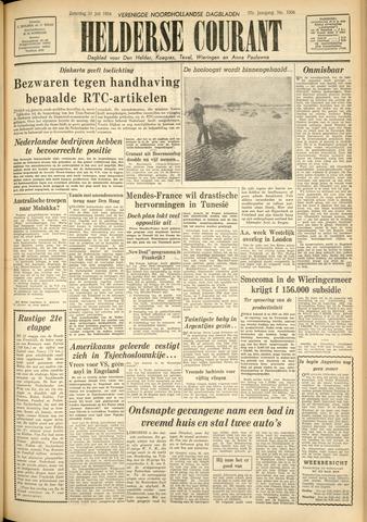 Heldersche Courant 1954-07-31