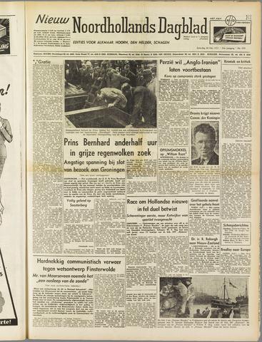 Nieuw Noordhollandsch Dagblad : voor Alkmaar en omgeving 1951-05-26