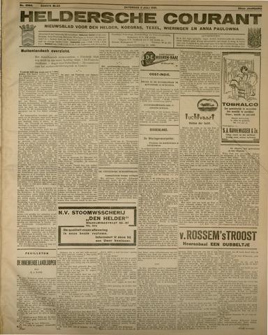 Heldersche Courant 1931-07-04