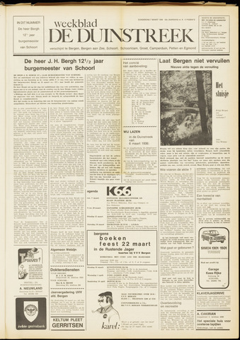 De Duinstreek 1968-03-07