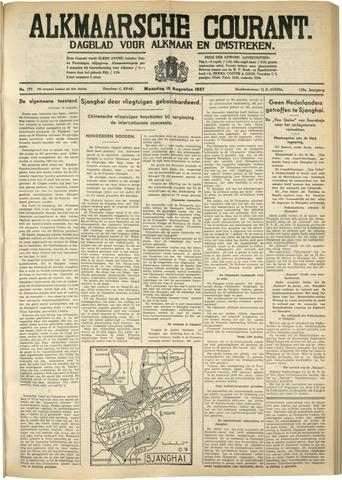 Alkmaarsche Courant 1937-08-16