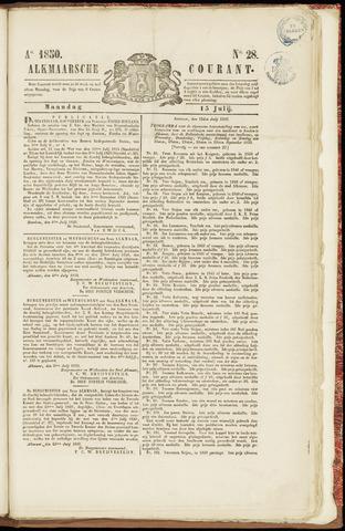 Alkmaarsche Courant 1850-07-15