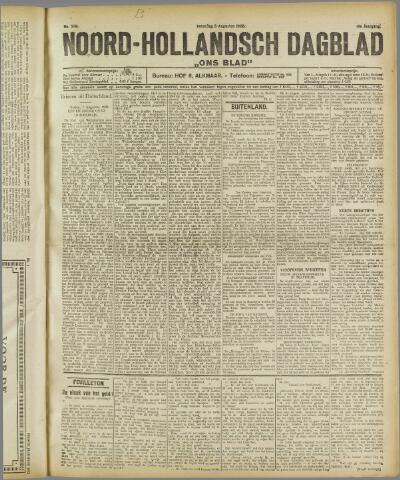 Ons Blad : katholiek nieuwsblad voor N-H 1922-08-05