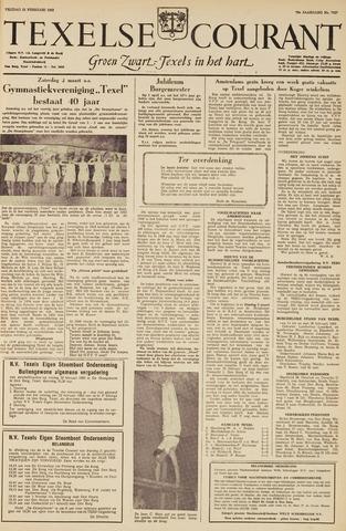 Texelsche Courant 1963-02-22