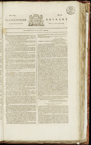 Alkmaarsche Courant 1823-12-08