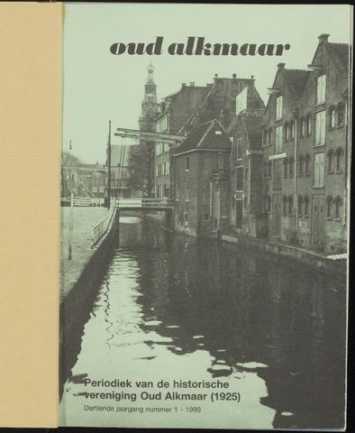 Oud Alkmaar 1989