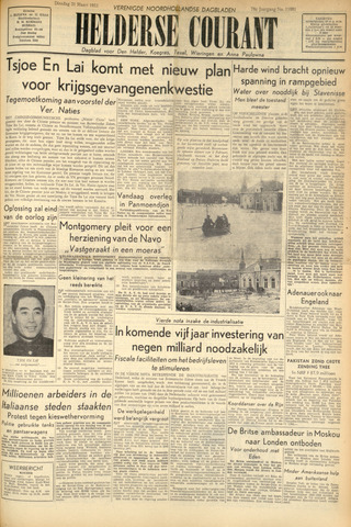 Heldersche Courant 1953-03-31