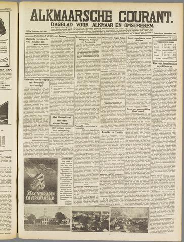 Alkmaarsche Courant 1941-12-06