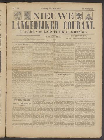 Nieuwe Langedijker Courant 1895-06-30