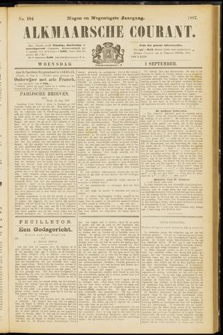 Alkmaarsche Courant 1897-09-01