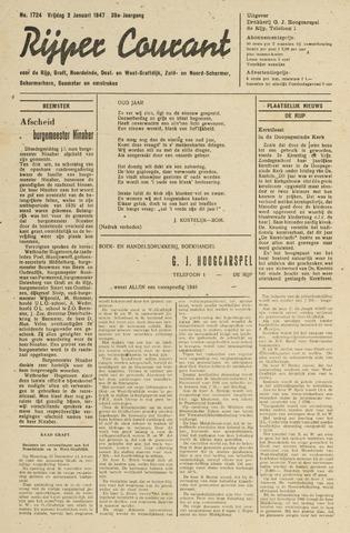Rijper Courant 1947-01-03