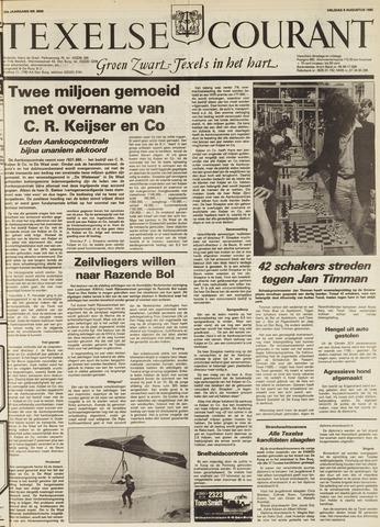 Texelsche Courant 1980-08-08