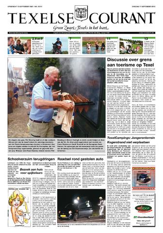 Texelsche Courant 2012-09-11