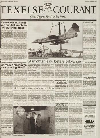 Texelsche Courant 2004-11-09