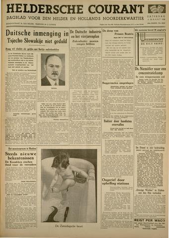 Heldersche Courant 1938-03-05