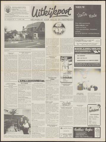 Uitkijkpost : nieuwsblad voor Heiloo e.o. 1988-04-06