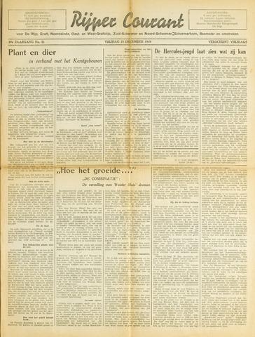 Rijper Courant 1949-12-23