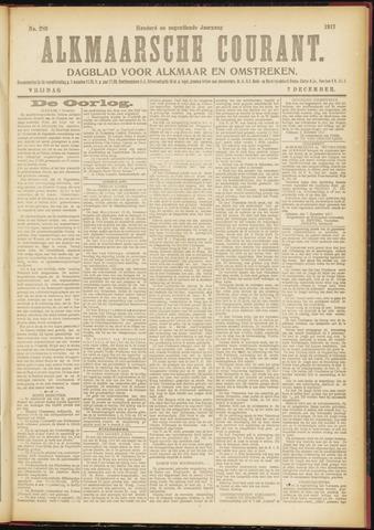 Alkmaarsche Courant 1917-12-07