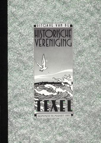 Uitgave Historische Vereniging Texel 1995-03-01