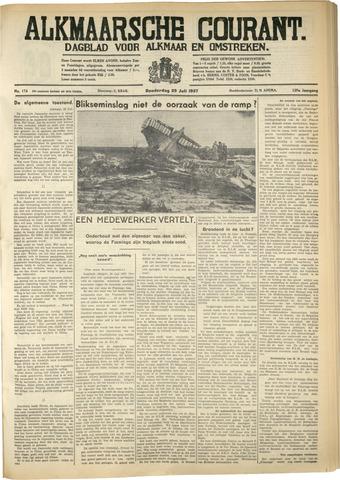 Alkmaarsche Courant 1937-07-29