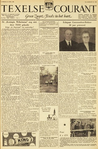 Texelsche Courant 1960-04-23