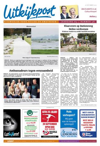 Uitkijkpost : nieuwsblad voor Heiloo e.o. 2017-09-20