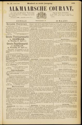Alkmaarsche Courant 1899-03-26