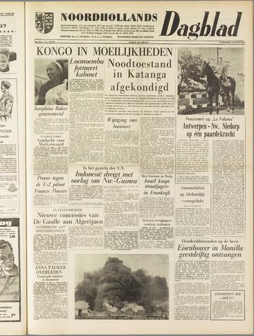Noordhollands Dagblad : dagblad voor Alkmaar en omgeving 1960-06-15