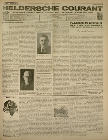 Heldersche Courant 1933-03-18