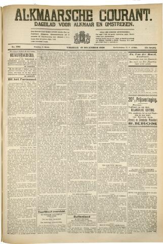 Alkmaarsche Courant 1930-12-19