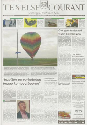 Texelsche Courant 2009-10-30