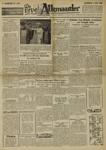 De Vrije Alkmaarder 1948-07-03