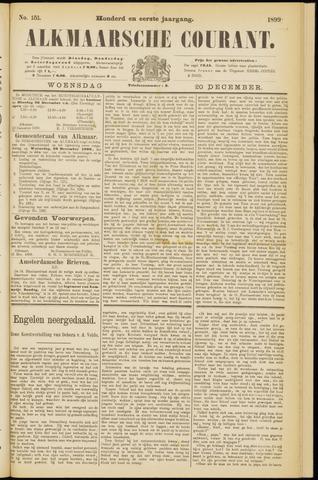 Alkmaarsche Courant 1899-12-20