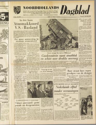 Noordhollands Dagblad : dagblad voor Alkmaar en omgeving 1959-10-02