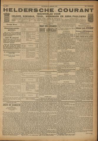 Heldersche Courant 1921-01-08