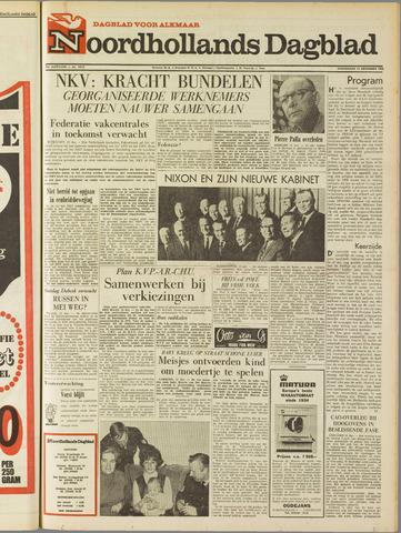 Noordhollands Dagblad : dagblad voor Alkmaar en omgeving 1968-12-12