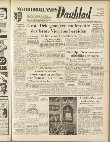Noordhollands Dagblad : dagblad voor Alkmaar en omgeving 1953-05-22