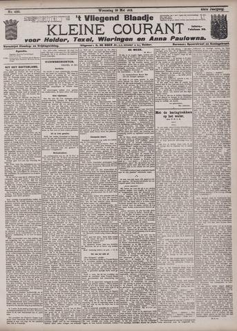 Vliegend blaadje : nieuws- en advertentiebode voor Den Helder 1912-05-29