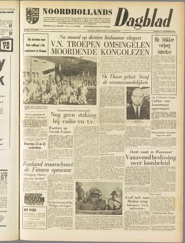 Noordhollands Dagblad : dagblad voor Alkmaar en omgeving 1961-11-17