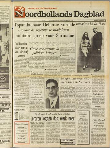 Noordhollands Dagblad : dagblad voor Alkmaar en omgeving 1969-08-27
