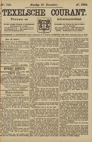 Texelsche Courant 1894-12-23