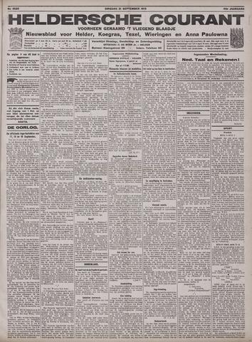 Heldersche Courant 1915-09-21